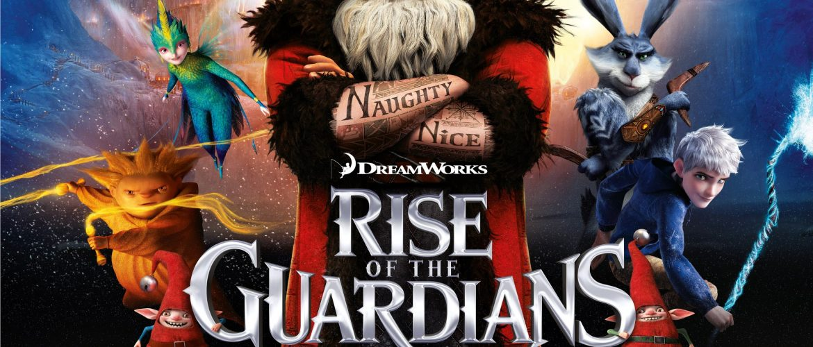 Rise Of The Guardians 3D – A Modern Fairy Tale In Superb 3D Animation
